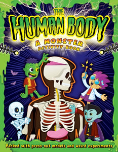 The Human Body-9781789054460