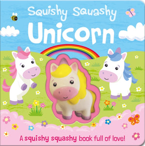Squishy Squashy Unicorn-9781789581775