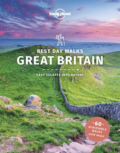 Lonely Planet Best Day Walks Great Britain-9781838690786