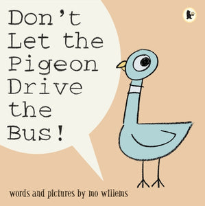 DONT LET THE PIGEON DRIVE THE BUS-9781844285136