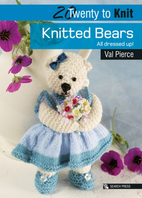 KNITTED BEARS-9781844484829