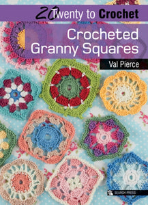 Crocheted Granny Squares-9781844488193