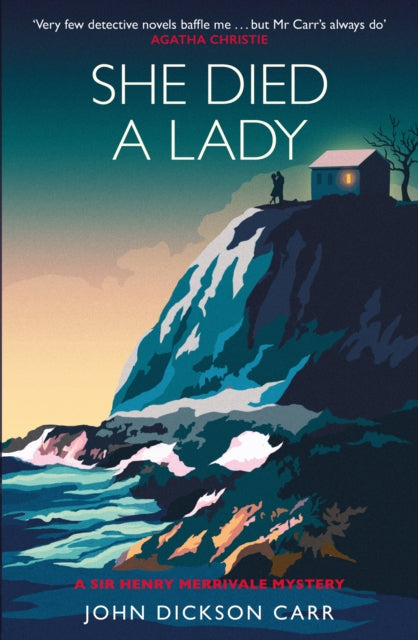 She Died a Lady : A Sir Henry Merrivale Mystery-9781846974939