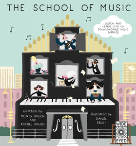 The School of Music-9781847808608