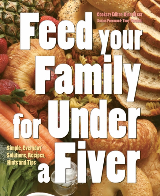 FEED YOUR FAMILY FOR UNDER A FIVER-9781847867032