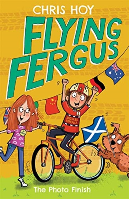 Flying Fergus 10: The Photo Finish-9781848126428