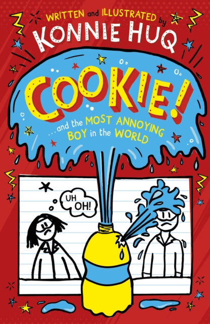 Cookie and the Most Annoying Boy in the World-9781848128828
