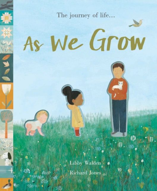 As We Grow : The journey of life...-9781848578555