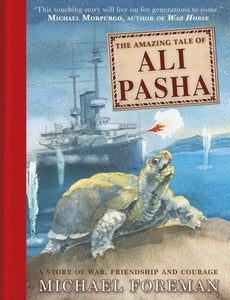 The Amazing Tale of Ali Pasha-9781848778979