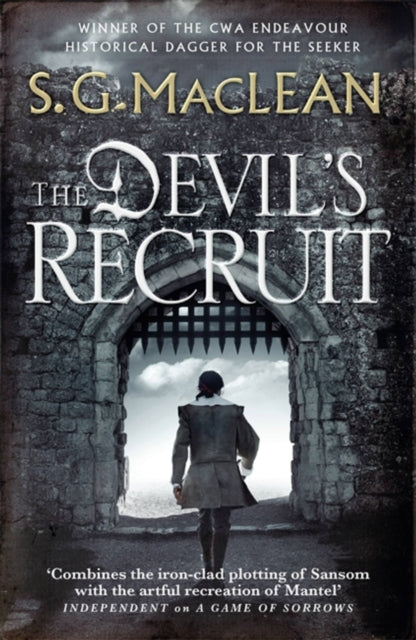 Devil's Recruit-9781849163194