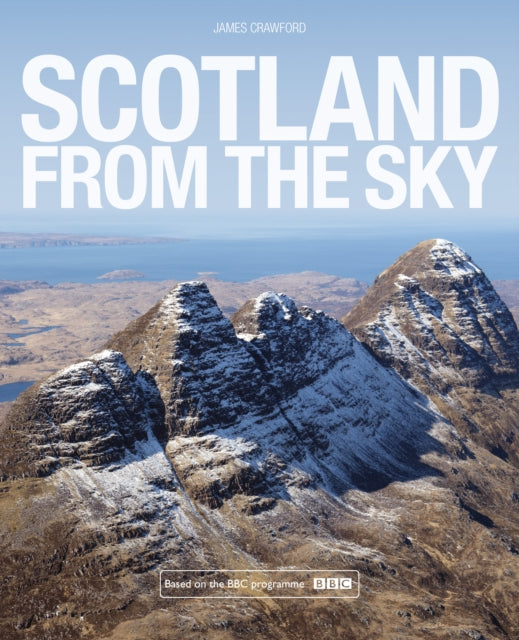Scotland from the Sky-9781849177375