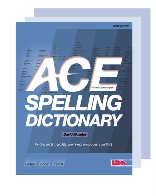 ACE Spelling Dictionary-9781855034785