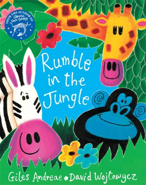 RUMBLE IN THE JUNGLE-9781860396601