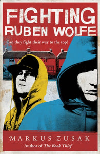 FIGHTING RUBEN WOLFE-9781862309579