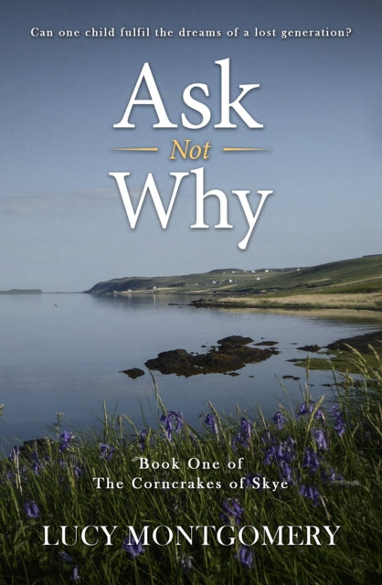 Ask Not Why : Can one child fulfil the dreams of a lost generation?-9781901870671