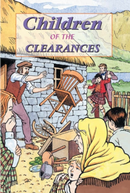 CHILDREN OF THE CLEARANCES-9781902407180