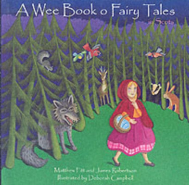 WEE BOOK O FAIRY TALES-9781902927800