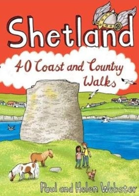 Shetland : 40 Coast and Country Walks-9781907025662