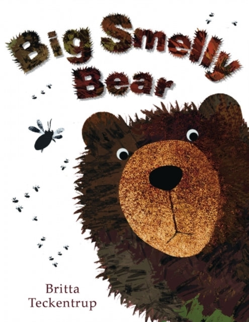 Big Smelly Bear-9781907967641