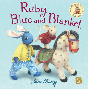 RUBY BLUE & BLANKET-9781908973443