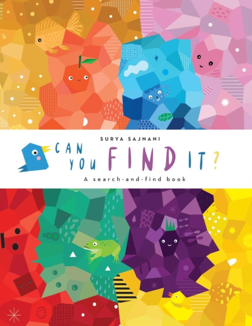 ANIMOSAICS: CAN YOU FIND IT?-9781910277775