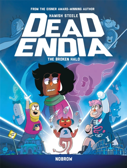 DeadEndia: The Broken Halo-9781910620625