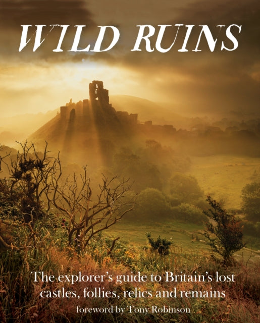 Wild Ruins : The Explorer's Guide to Britain Lost Castles, Follies, Relics and Remains-9781910636022