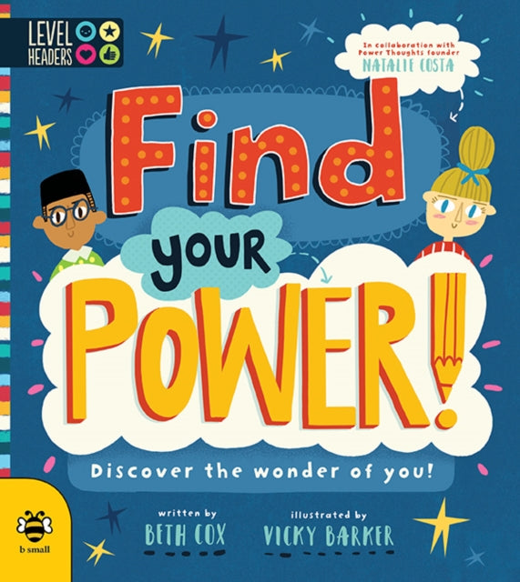 Find Your Power! : Discover the Wonder of You!-9781911509974
