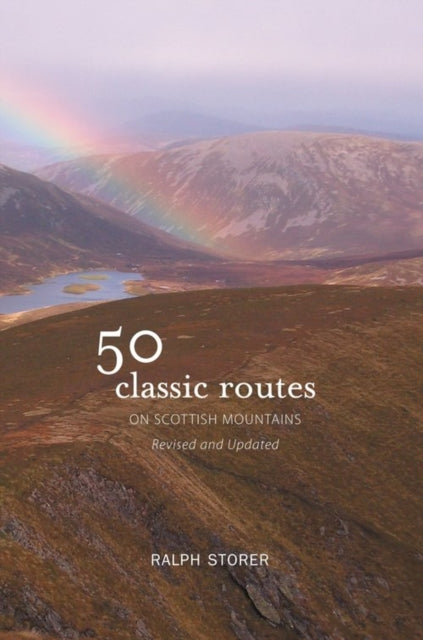 50 Classic Routes on Scottish Mountains-9781912147298