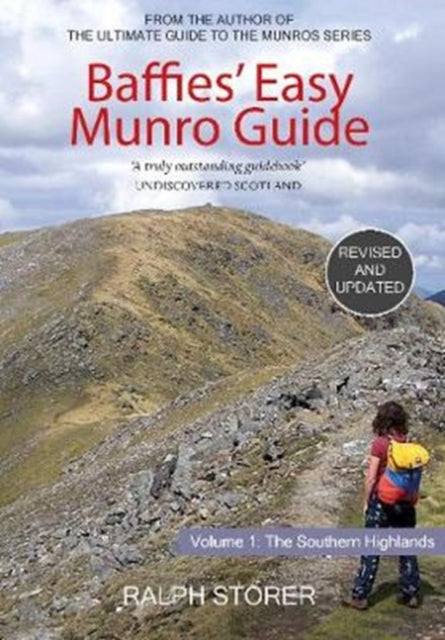 Baffies' Easy Munro Guide : Southern Highlands-9781912147519