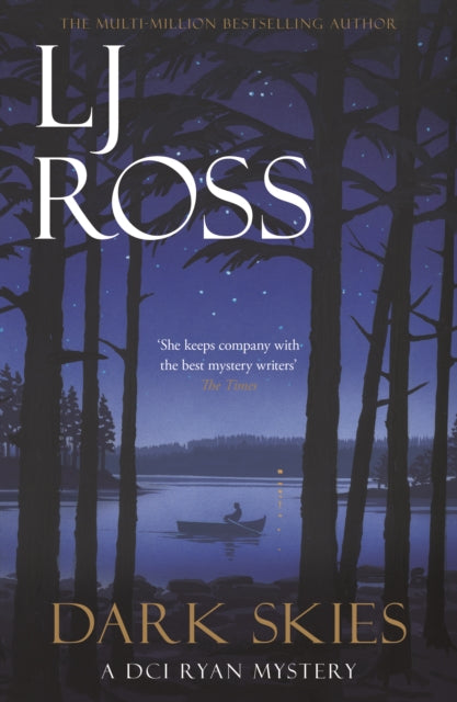 Dark Skies : A DCI Ryan Mystery-9781912310074
