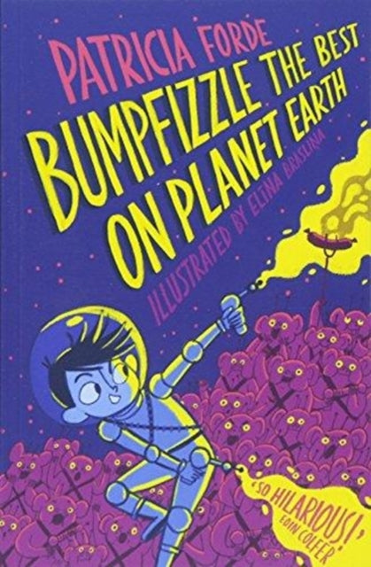 Bumpfizzle the Best on Planet Earth-9781912417032