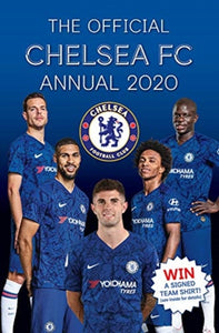 The Official Chelsea FC Annual 2021-9781913034917