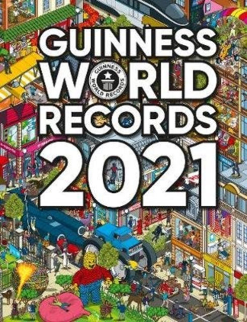 Guinness World Records 2021-9781913484019
