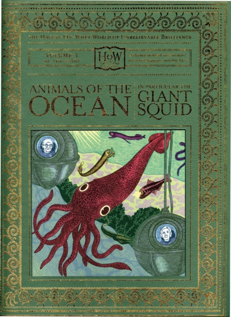 Animals of the Ocean, in Particular the Giant Squid-9781932416398