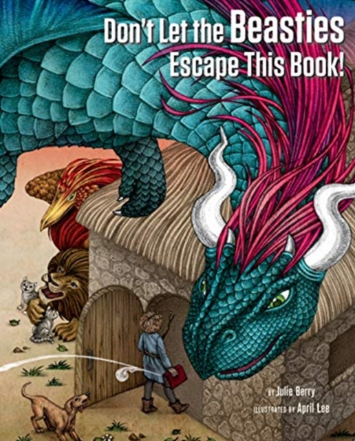 Don't Let the Beasties Escape This Book!-9781947440043