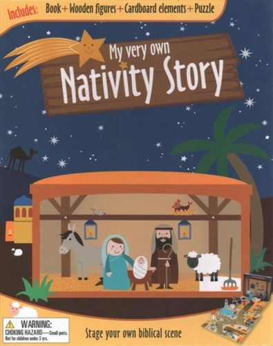 Nativity Story Boxed Set-9788742551219
