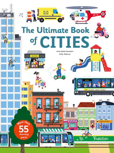 Ultimate Book of Cities-9791027600793