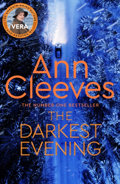 Ann Cleeves - The Darkest Evening [SIGNED]