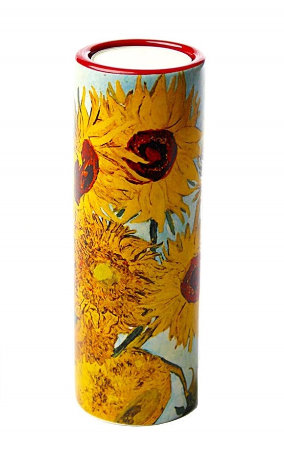 Dartington Van Gogh Sunflowers Tea Light Holder