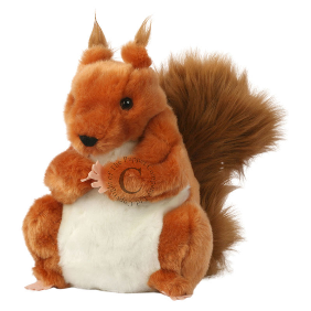 Puppet Company European Wildlife Red Squirrel