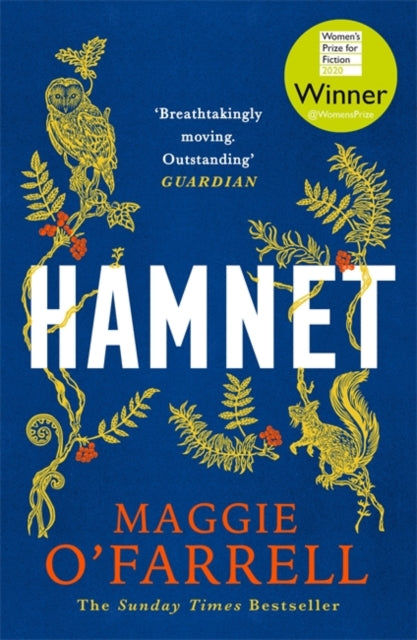 Maggie O'Farrell, Hamnet (Book + Ticket) £8.99