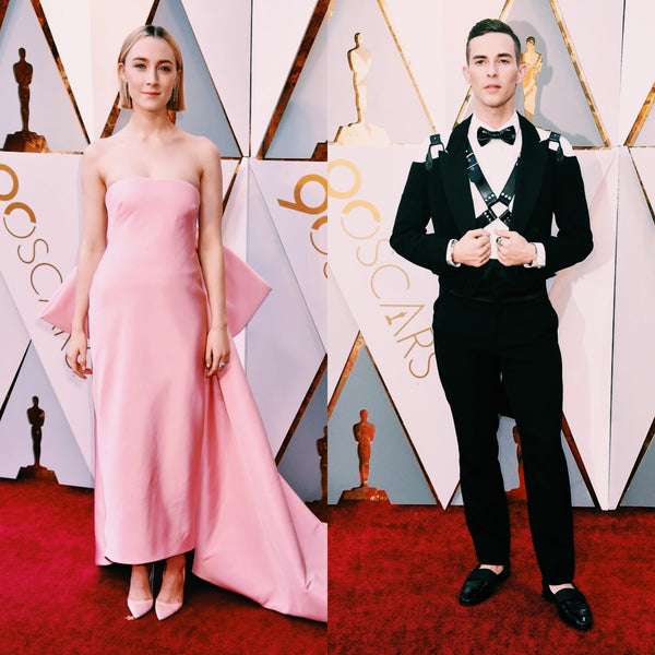 Our Favorite 2018 Oscars Looks
