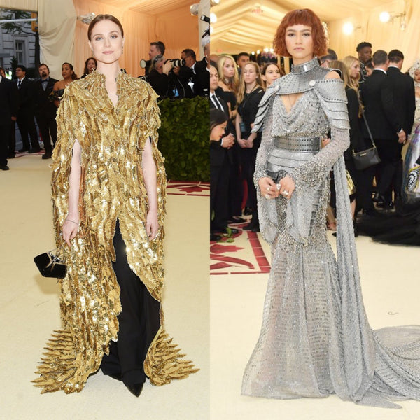 2018 Met Gala Fashion Recap
