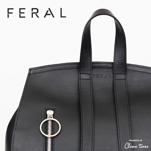 Shannon Fisher talks FERAL & designer handbags.
