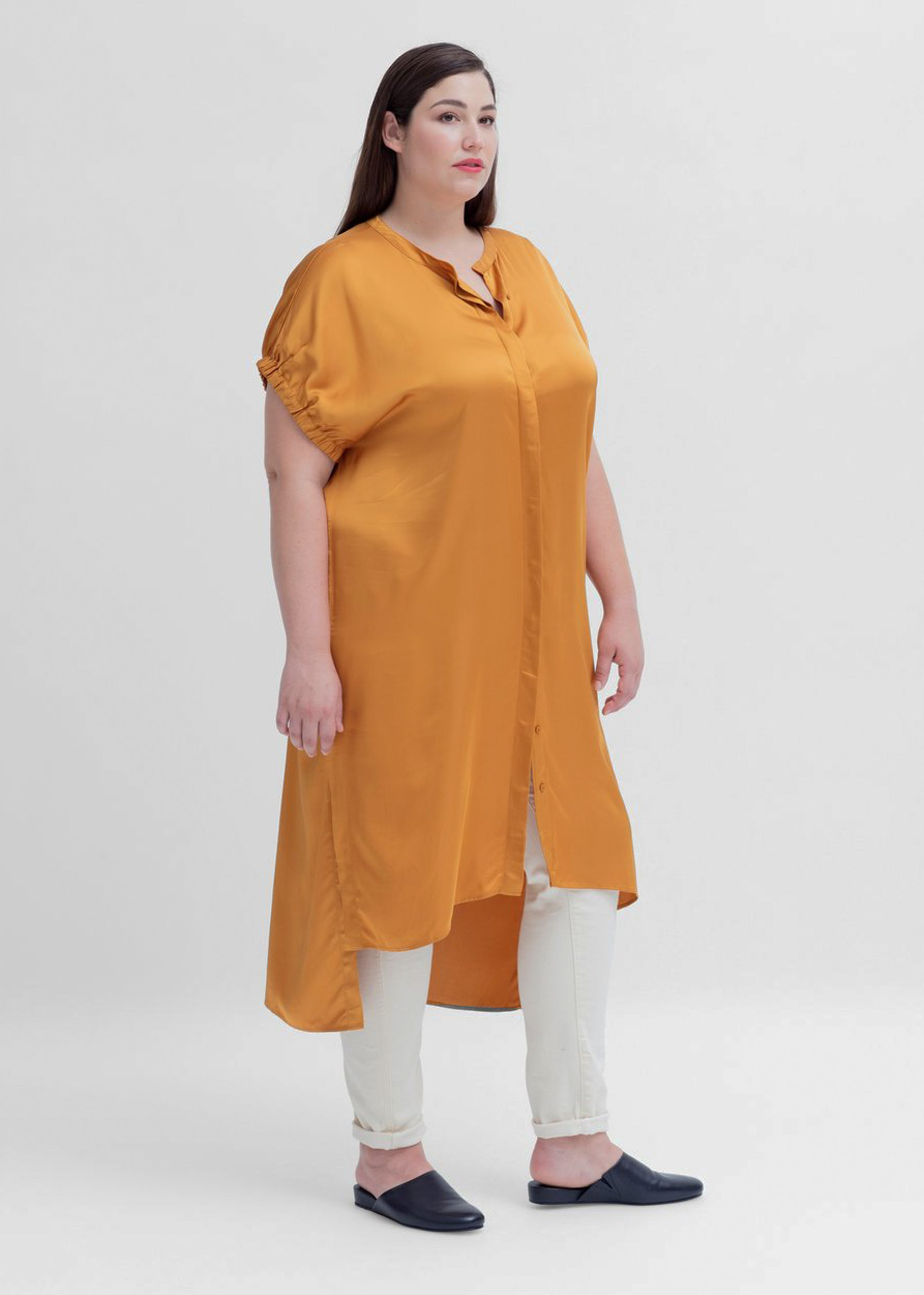 Lesja Shirt Dress