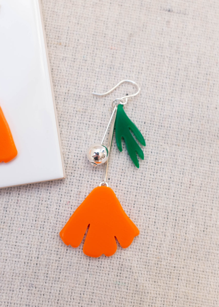 California Poppy Charm