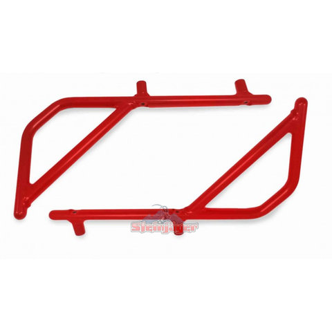 Grab Handles, Rear Rigid for JK