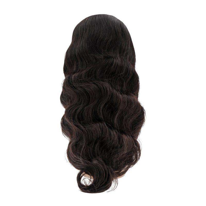 Body Wave Front Lace Wig %100 Virgin Human Hair - Hiya Beauty Supply