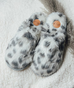 Aspen Faux Fur Slippers